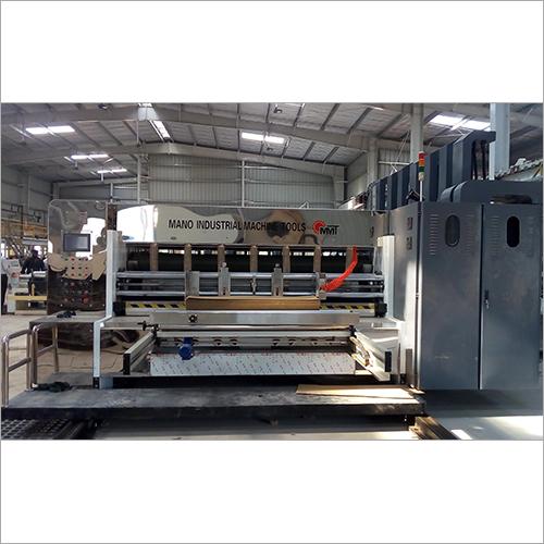 Four Color Printing Machine