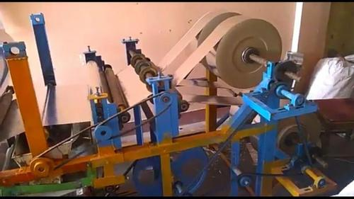 Silver Paper Roll Making Machine