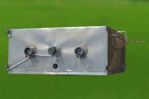 Steam Heated Tray Dryer