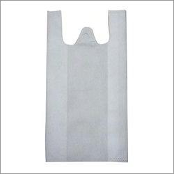 W Cut Nonn Woven Carry Bags