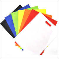 D Cut Printed Non Woven Bags