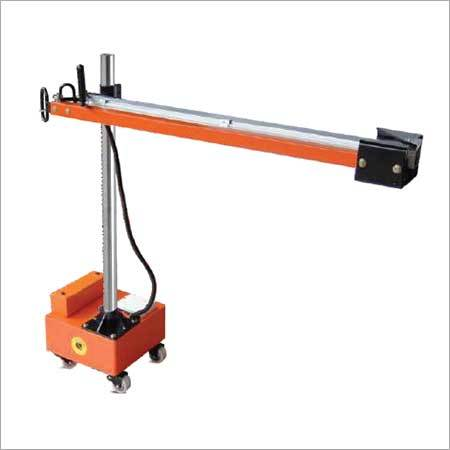 Mobile Sealer Machine
