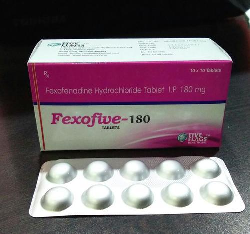 Fexofive-180 Tablets
