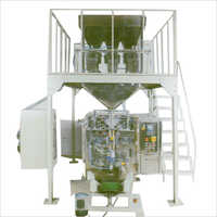 Three Head EWP - Electronic Weigher Filler