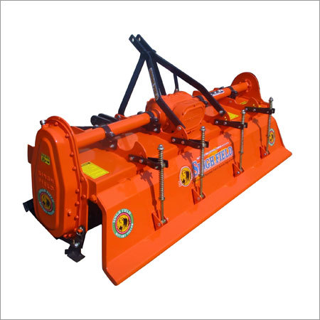 Multi Speed Gear Drive Rotary Tiller