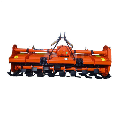 Tractor Rotary Tiller