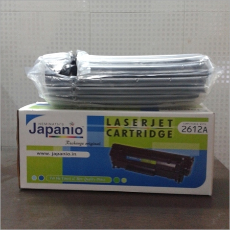 Laserjet Q2612A Toner Cartridge (Black)
