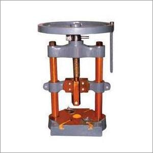 Manual Paper Plate Making Machine