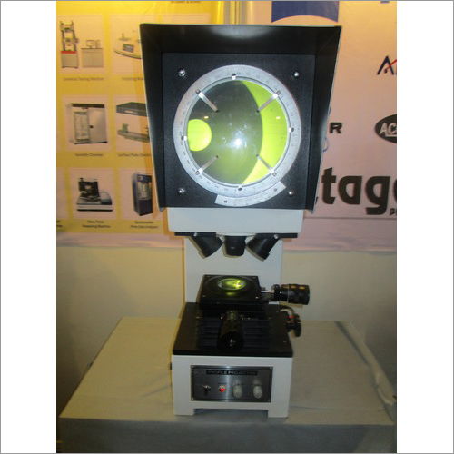 Optical Profile Projector