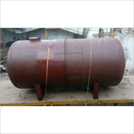 Tank for Steam Storage