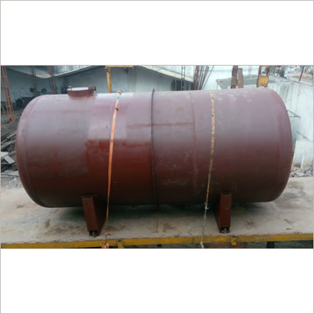 Tank for Steam Storage