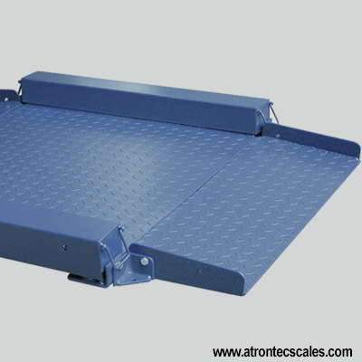 Floor Scale Low Profile Carbon Steel Platform