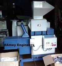 Heavy duty Blisters, Strips/Foils shredder with tablet separator