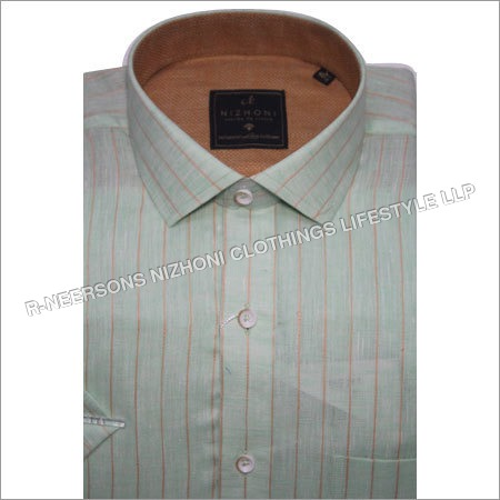 Mens Stripe Shirt