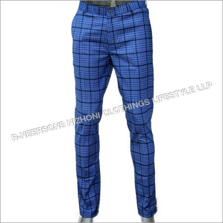 Cotton Formal Trouser