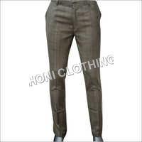 Mens Linen Trouser