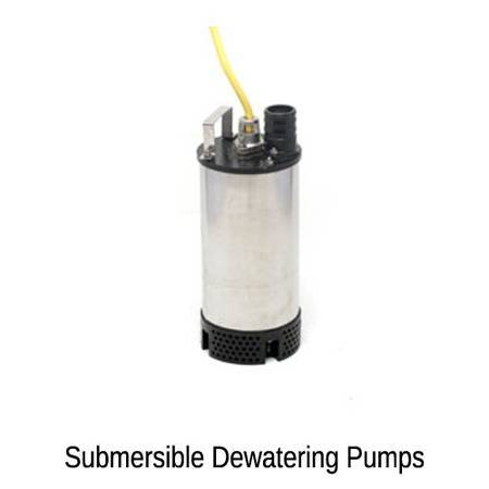 CFDW 1.5Hp De-Watering Pump
