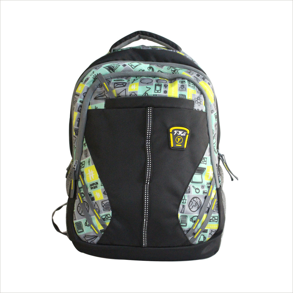 Colourful College Bags