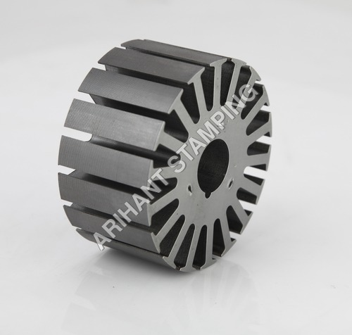 DU10 Field Coil Stamping