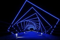 Foot Bridge Lighting