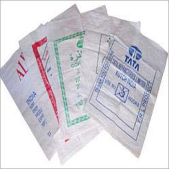 Plastic Laminated Bags