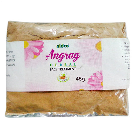 Angrag Herbal Face Treatment