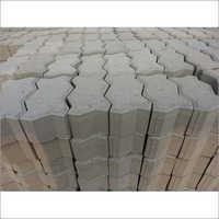 Grey Paver Blocks