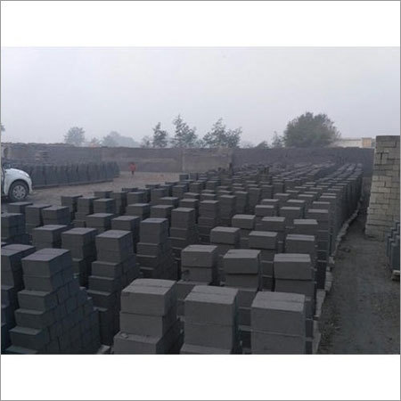 Interlocking Fly Ash Brick