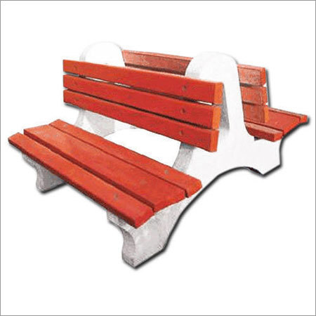 Outdoor RCC Garden Bench