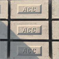 Fly Ash ACC Block