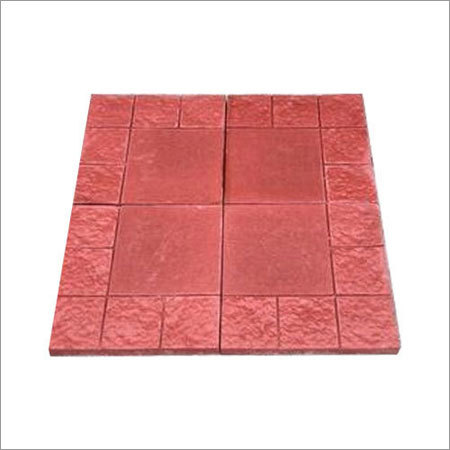 Concrete Ramp Tiles