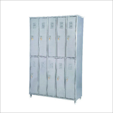SS Locker for Doctor