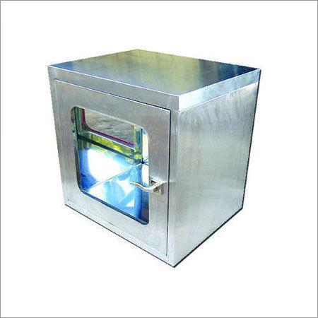 SS Interlocking Pass Box