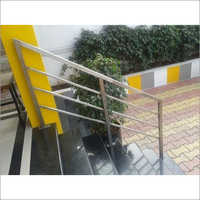 Stair Railings - Stainless Steel