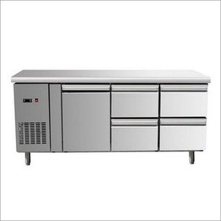 SS Horizontal Refrigerator