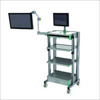 SS Monitor Trolley