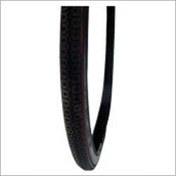 Bicycle Black Tyre