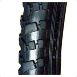 Gripped Bicycle Tyre