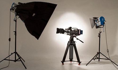 Film Studio Light