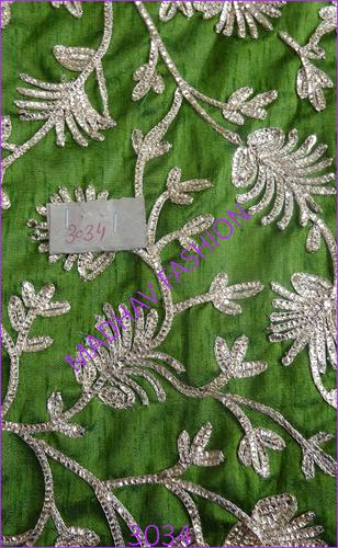 Ribin Embroidery Work