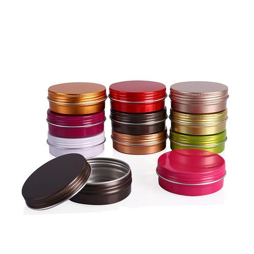 Aluminum Cosmetic Containers