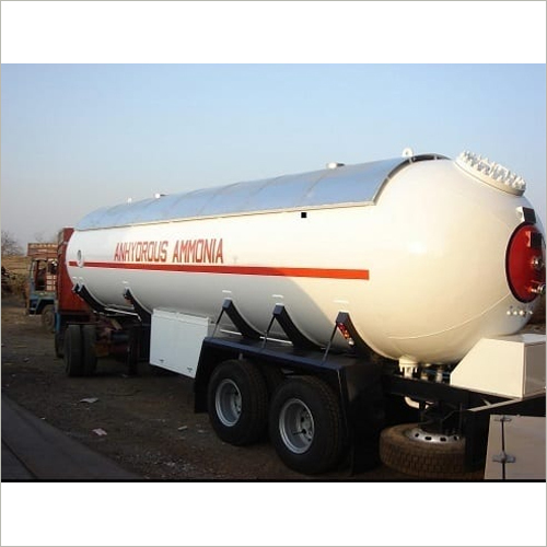 Ammonia Road Tanker