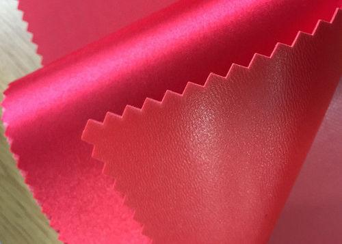 Acrylic coated fabric