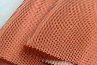 Coated soft luggage fabric