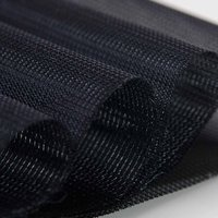 Soft stabilized lining fabric for wallet