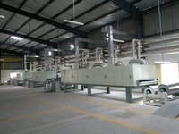 Pu coating line