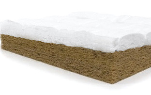 Mattress coir pad