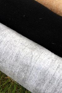 Thermal bonded jute felt