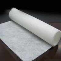 Thermal bonded pp felt