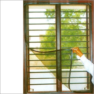 Magnetic Insect Screens with Fiber Glass Mesh